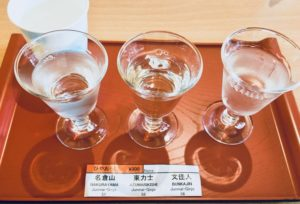 日本の酒情報館_唎酒_文佳人_東力士_名倉山