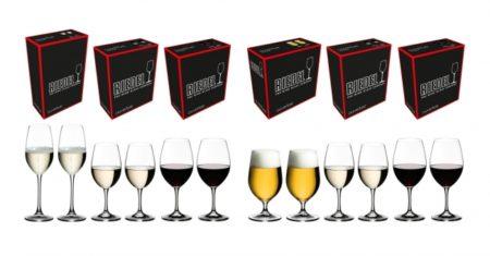 【期間・Web限定】リーデルが家飲み初心者用のワイングラスのセットをお得販売