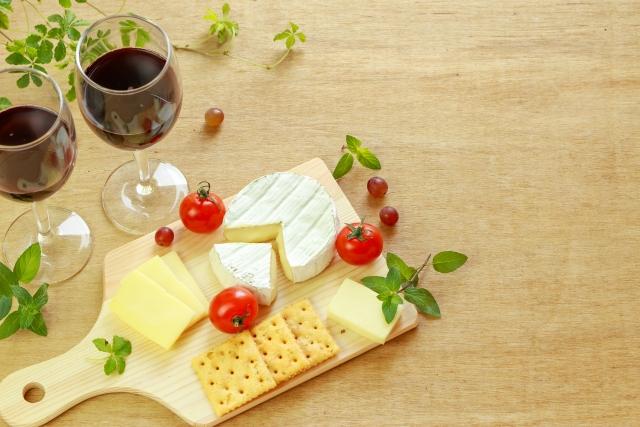 家飲み_自宅_ワイン_おすすめ_チーズ