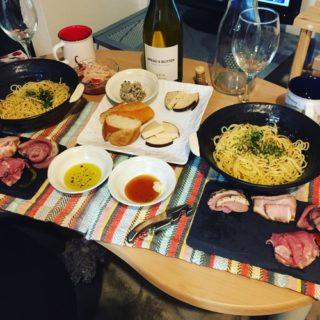 ワイン初心者でも簡単に家飲み_家料理