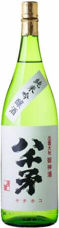 旭日酒造の八千矛ボトル