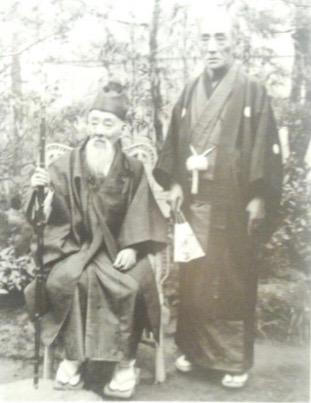 富岡鉄斎と辰馬悦蔵