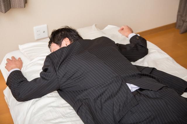 飲み過ぎ睡眠