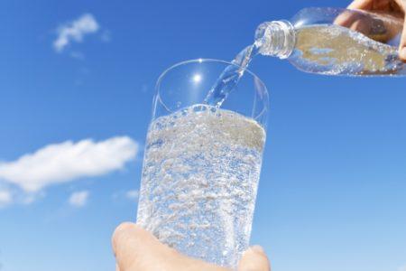 ダイエットと美容に効く炭酸水
