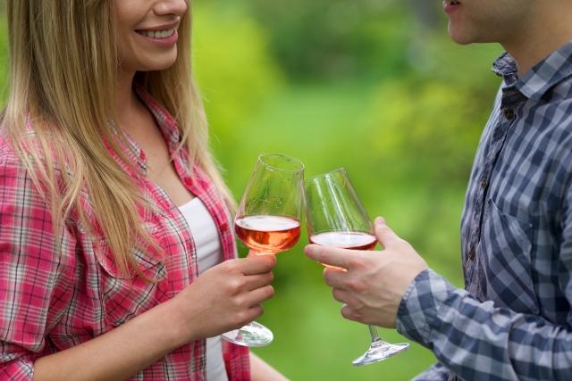 異性との初デート前に知りたい飲酒の効果とは?