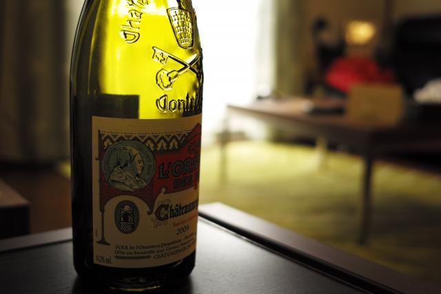 飲み残しワインの保存