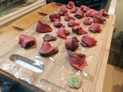 お肉屋さん直伝の超簡単な「ローストビーフ」のレシピ大公開